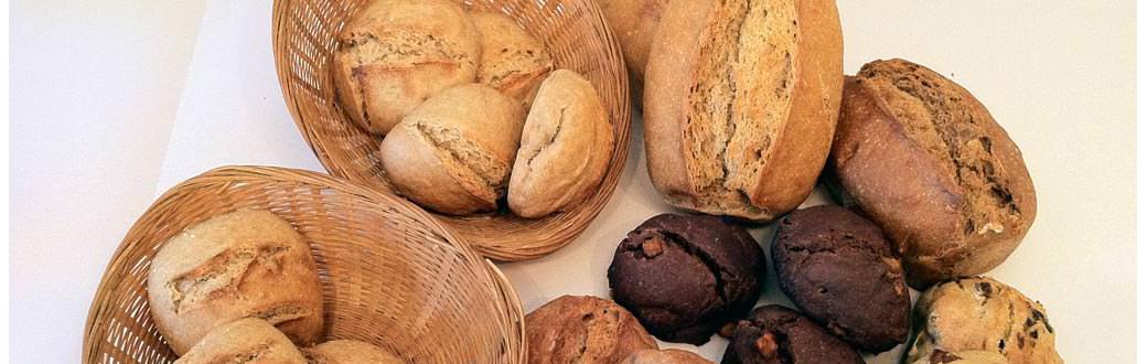 有機全粒粉100%パン
